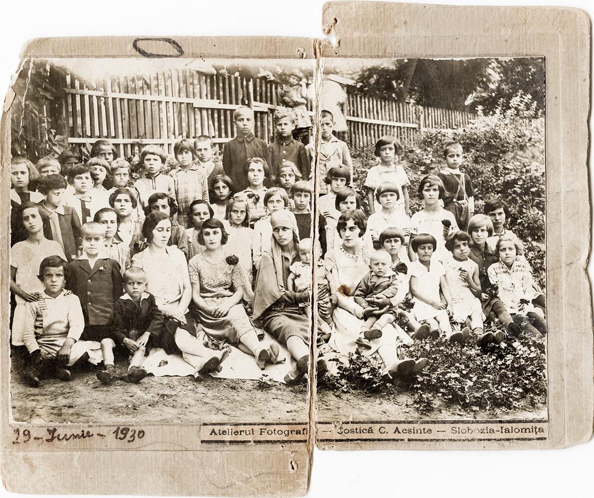 29 Iunie 1930 Atelierul Fotografi(c) — Costică C. Acsinte — Slobozia-Ialomița Arhiva personală Florentina Loredana Dalian
