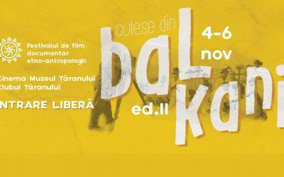 Culese din Balkani, ediția a doua